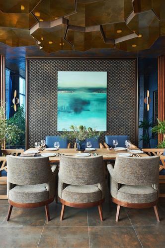 Восточная сказка: гостиница и ресторан Diamond в Новом Уренгое (фото 6.1)