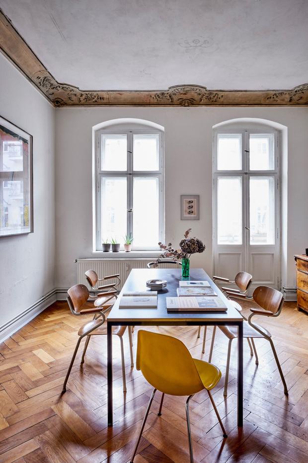 Квартира в старом доме в Берлине (фото 6)