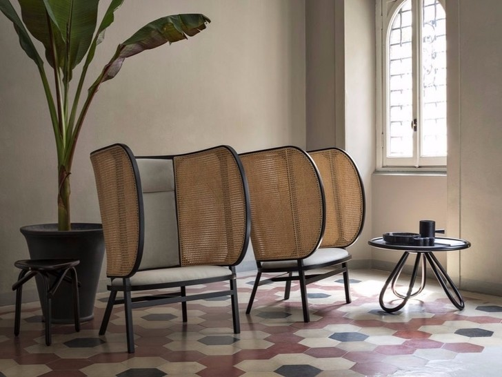 Тренд сезона: мебель из ротанга (фото 11)