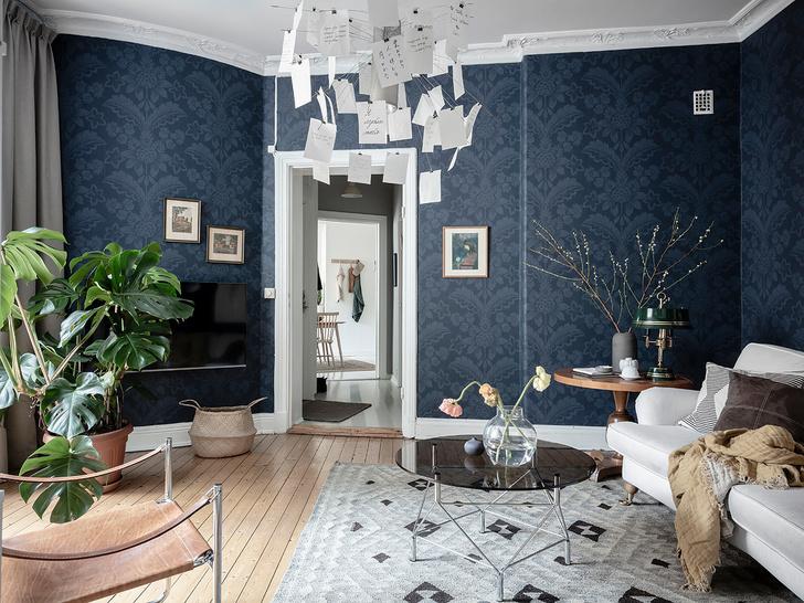 Скандинавский минимализм: квартира в Гетеборге (фото 6)