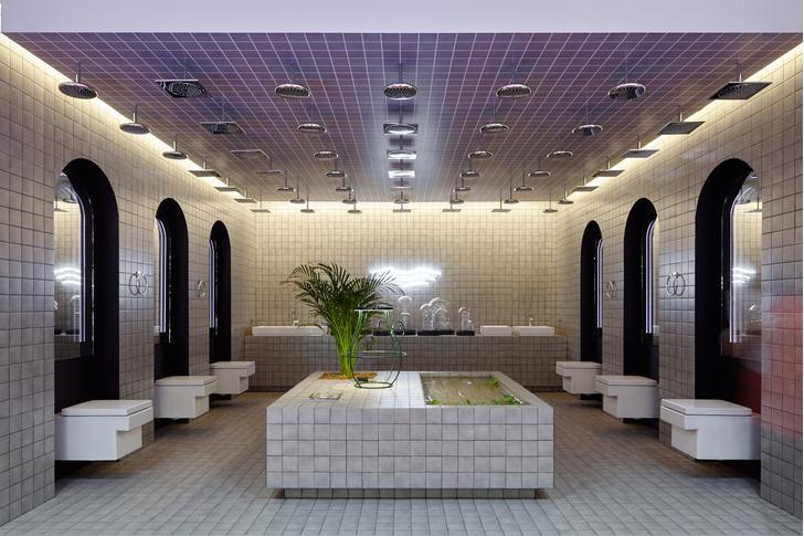 Bathroom Biennale: ванная комната «Четыре элемента» от Максима Лангуева (фото 4)