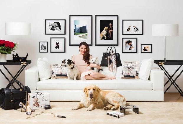 Elisabetta Franchi представила коллекцию для животных