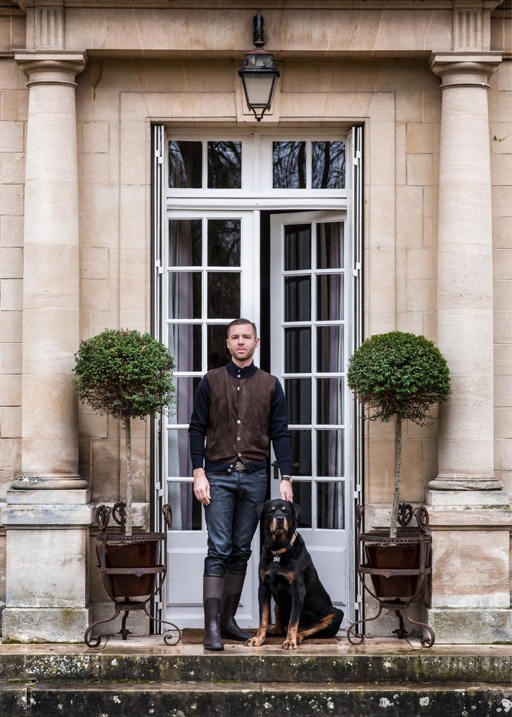 Известные дизайнеры и их собаки (фото 24)