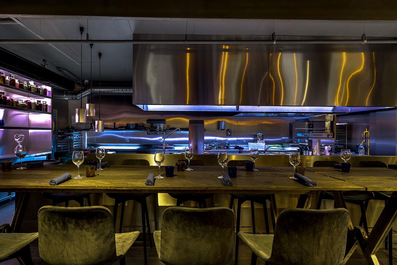 Парижский ресторан Jacopo – проект Натальи Белоноговой (галерея 8, фото 2)