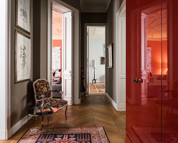 Традиции и современность: квартира в Берлине (фото 2)