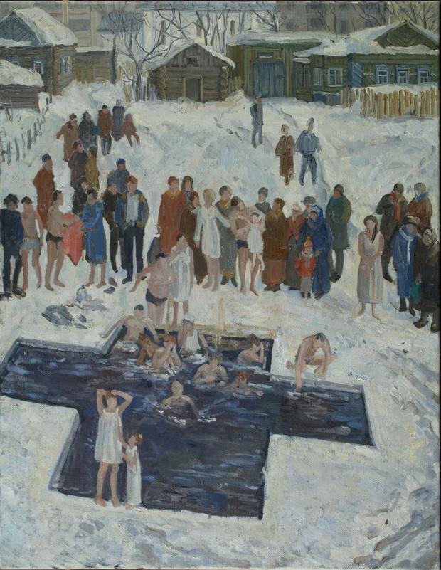 Крещение: пять традиций русского праздника (фото 7)