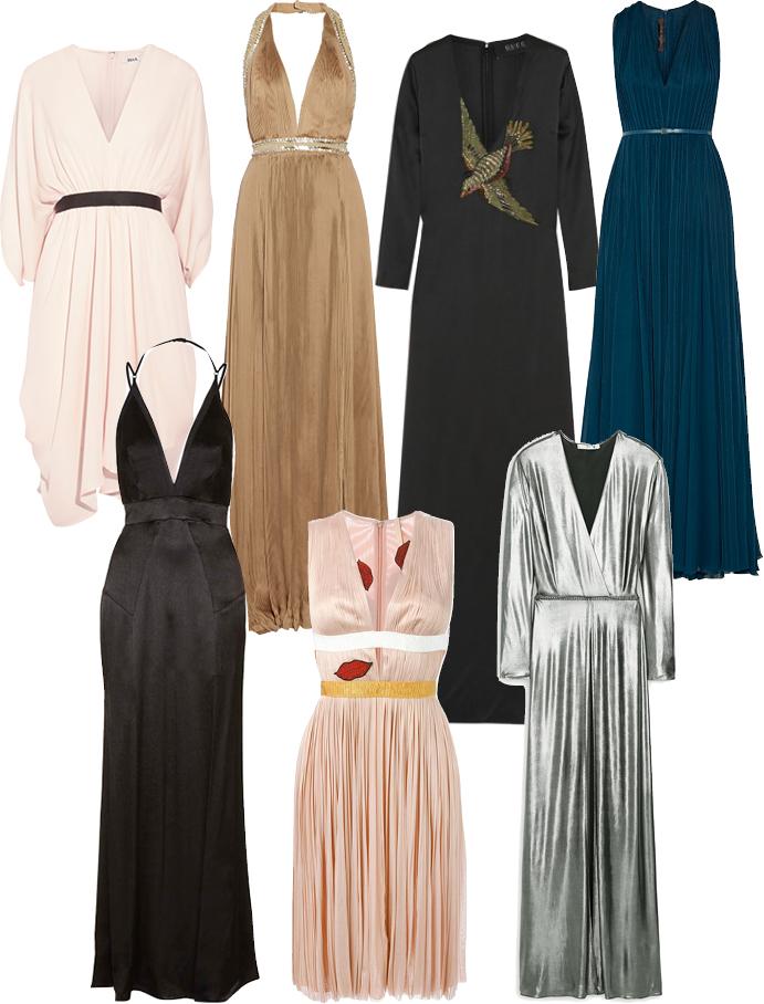 Выбор ELLE: Issa, Roberto Cavalli, Gucci, Elie Saab, TopShop, Maria Lucia Hohan, Mango