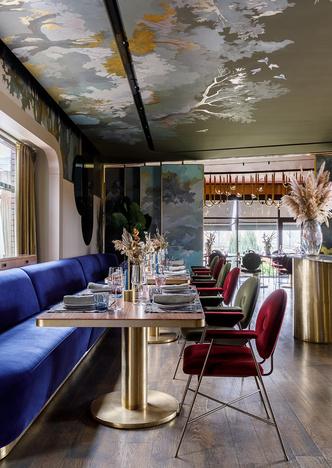 Ресторан с росписями под Белгородом (фото 6.1)