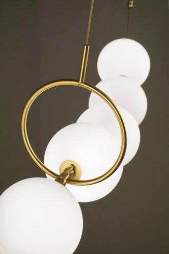 Жемчужная нить: коллекция светильников (фото 2.1)