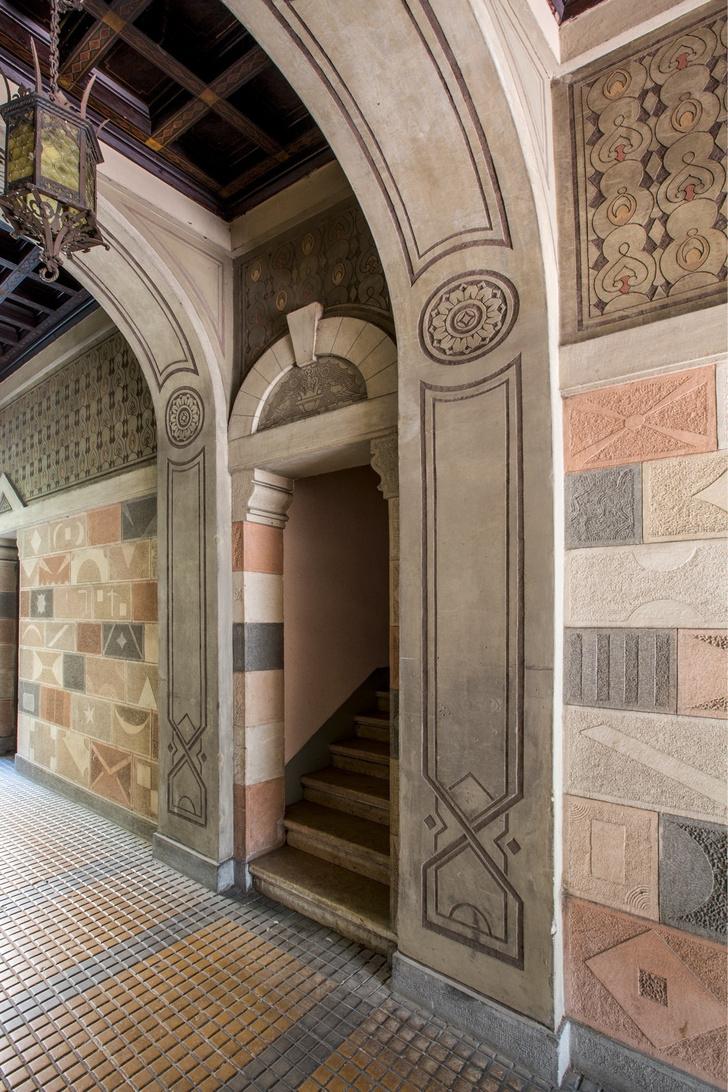 Стены помогают: проект Майка Шилова в Милане (фото 5)