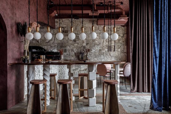 «Хлеб Да Винчи'К»: ресторан с дизайнерским интерьером в Краснодаре (фото 12)