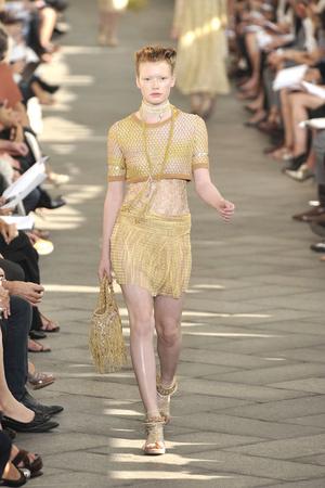 Показы мод Missoni Весна-лето 2010 | Подиум на ELLE - Подиум - фото 2970