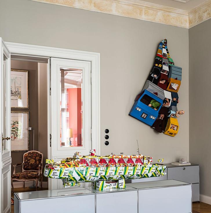 Традиции и современность: квартира в Берлине (фото 8)