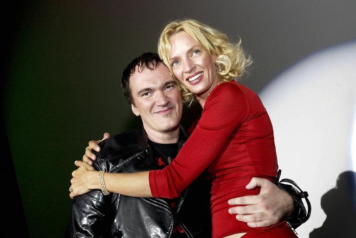 Ума Турман против Квентина Тарантино: новый скандал в Голливуде (фото 9)