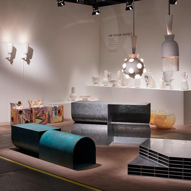 Лучшие проекты на Design Miami/Basel 2018 (фото 30)