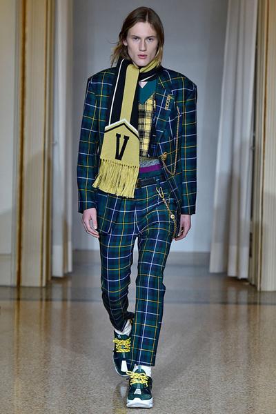 Главное, что случилось на Неделе мужской моды в Милане (галерея 7, фото 1)