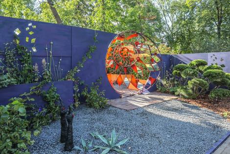 «Сады и люди»: ландшафтный фестиваль на ВДНХ | галерея [1] фото [4]
