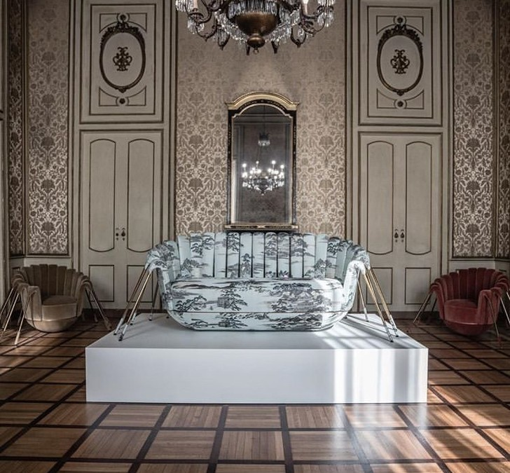 Milan Design Week: сады Марка Энжа в Палаццо Кузани (фото 0)