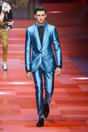 Dolce & Gabbana | Подиум на ELLE - Подиум - фото 4918
