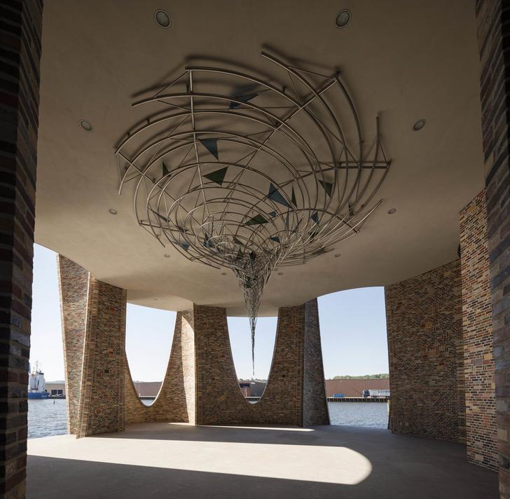 Первый архитектурный проект художника Олафура Элиассона (фото 6)