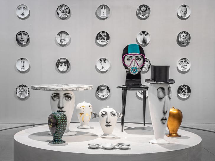 Выставка Fornasetti в Стокгольме (фото 2)