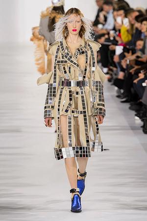 Тренд сезона: модные версии классического тренча (фото 6)
