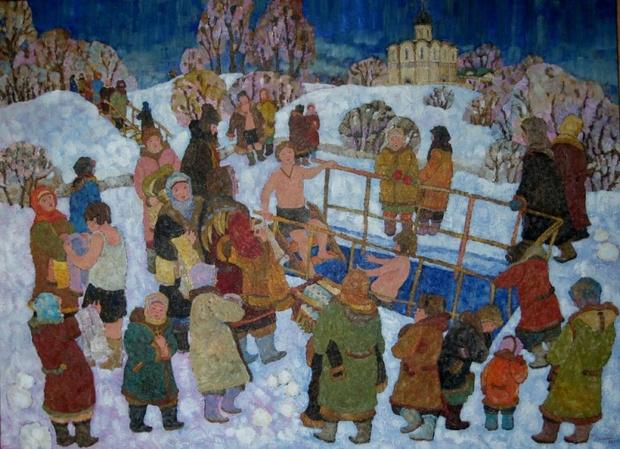 Крещение: пять традиций русского праздника (фото 1)