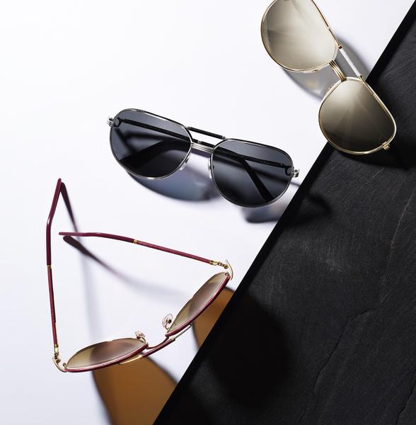 Cartier представил новую коллекцию мужских солнечных очков Must