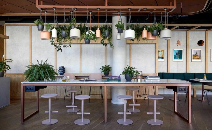 Puro: новый дизайнерский отель в Лодзе (фото 5)