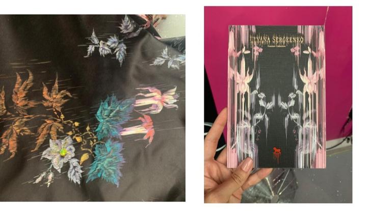 Побег в Самарканд: показ Ulyana Sergeenko Couture в Париже (фото 11)