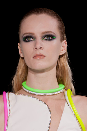Показ Atelier Versace коллекции сезона Весна-лето 2013 года haute couture - www.elle.ru - Подиум - фото 477420