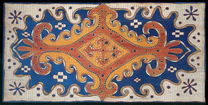 #Лучшедома: онлай-лекция о кайтагской вышивке в Музее Востока (фото 0)
