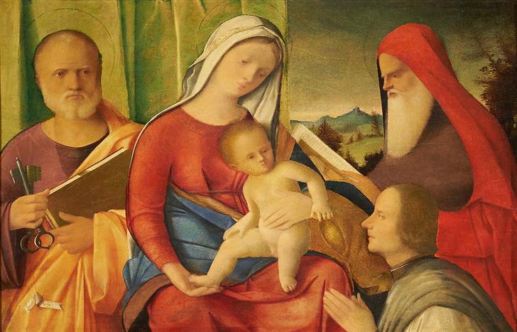 Шедевры западноевропейской живописи XIV – XVIII веков в галерее VSunio фото [3]