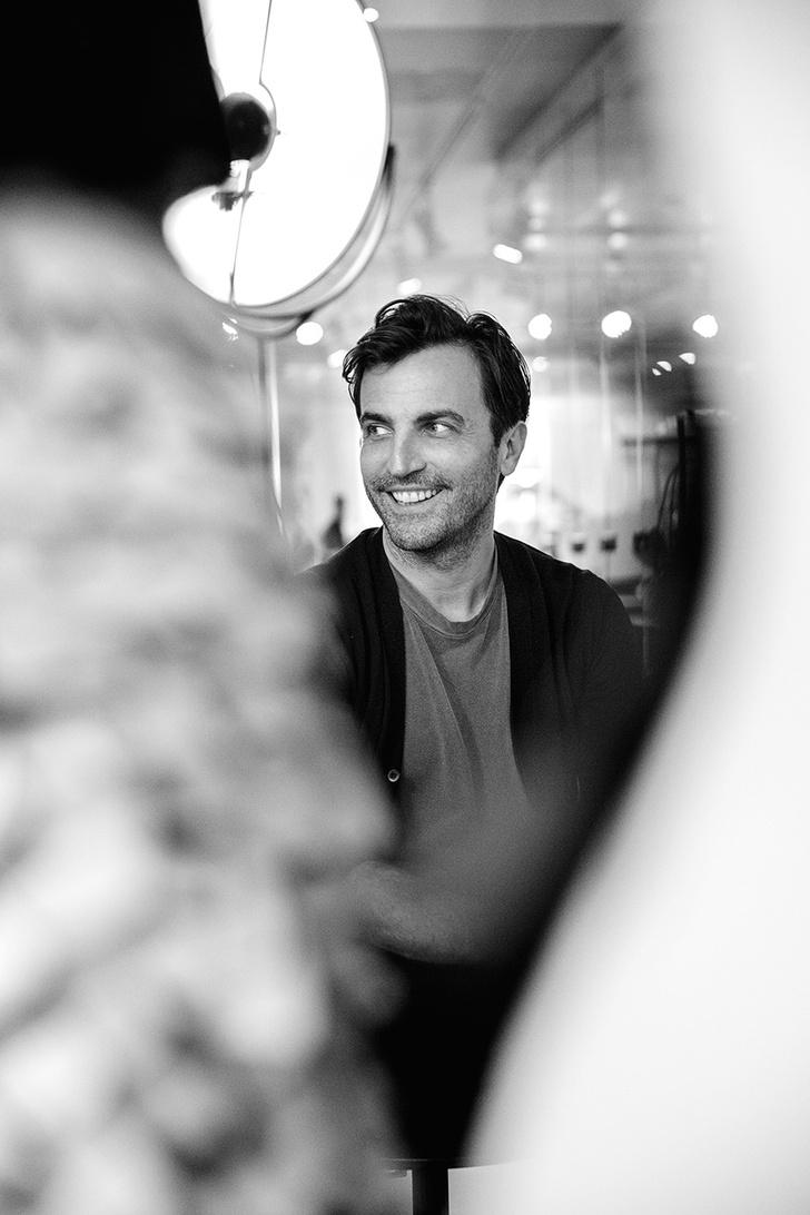 Дизайнер Николя Жескьер, креативный директор Louis Vuitton