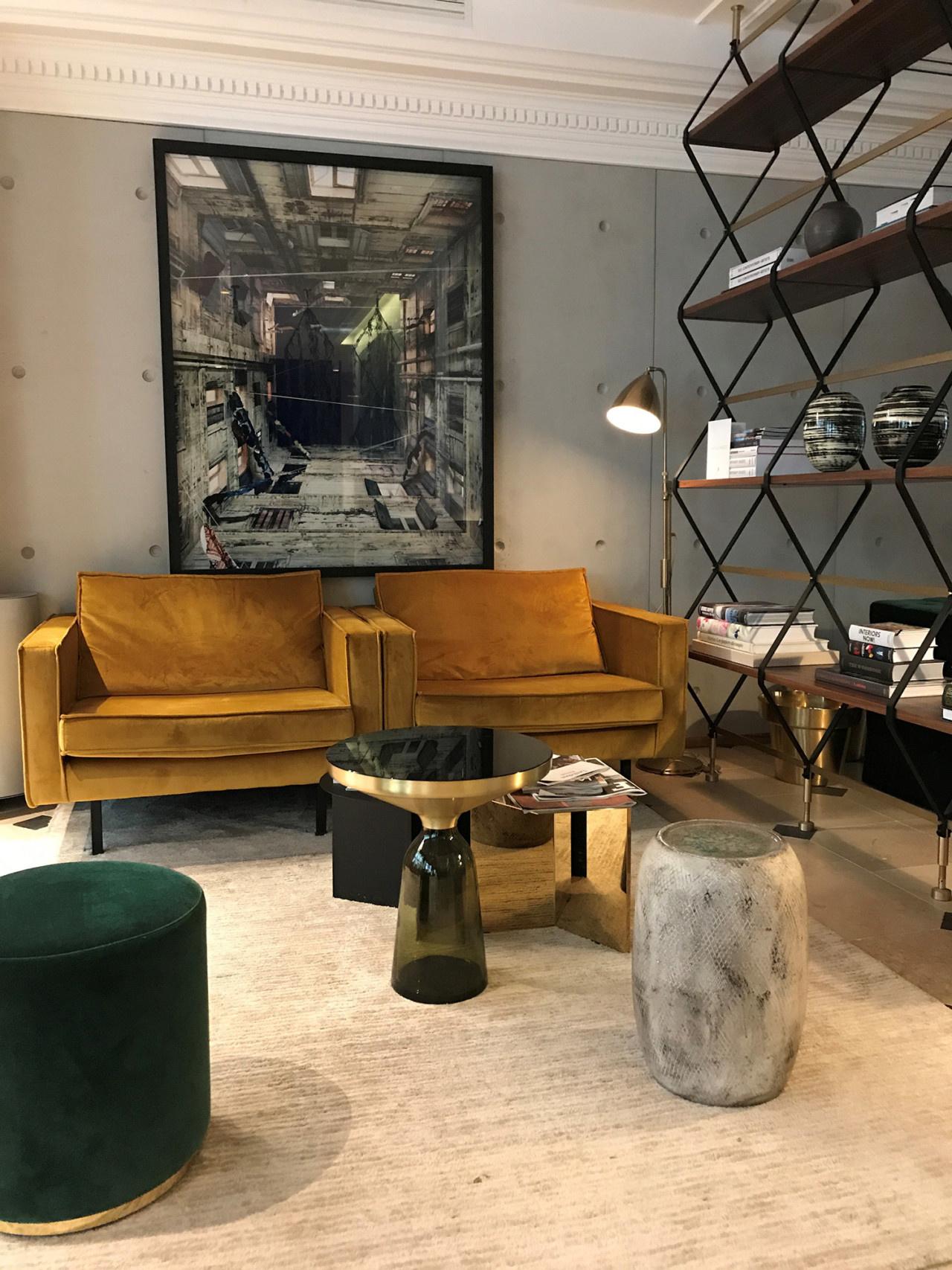 Новый бутик-отель в центре Парижа (галерея 4, фото 1)