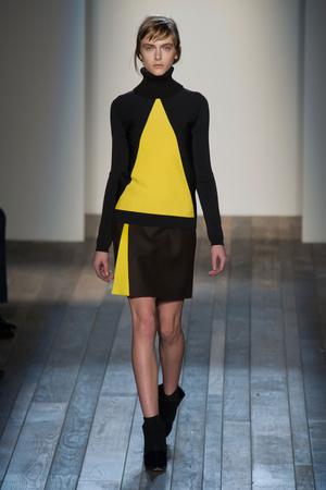 Показы мод Victoria Beckham Осень-зима 2013-2014 | Подиум на ELLE - Подиум - фото 888