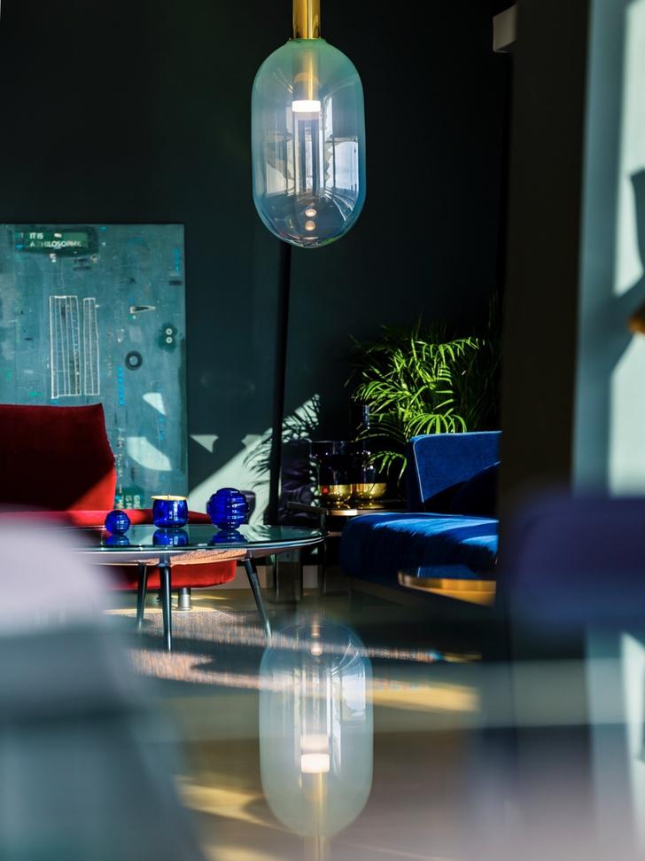 Квартира 120 м² в знаменитом варшавском небоскребе «Злота 44» (фото 4)
