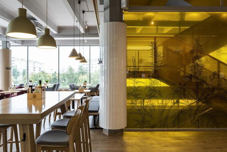 «Кухня Полли»:  кафе и ресторан в Строгино (фото 13)