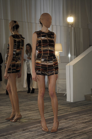 Показ Maison Martin Margiela коллекции сезона Весна-лето 2009 года Haute couture - www.elle.ru - Подиум - фото 86857