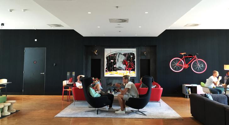 Концепция современного бутик-отеля фото [9]
