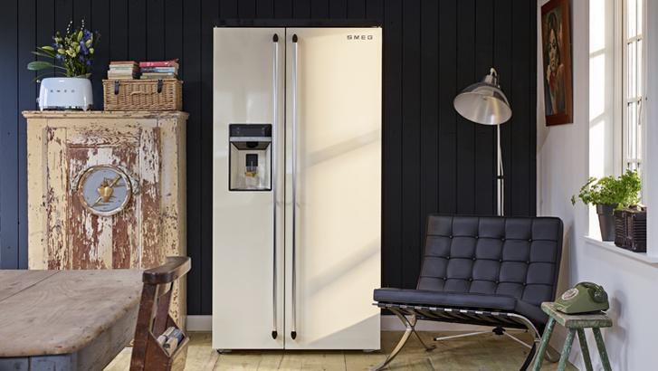 Холодильник Victoria от Smeg