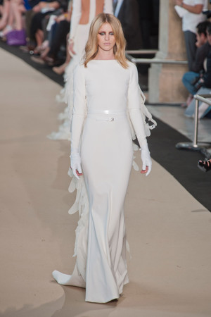 Показ Stephane Rolland коллекции сезона Осень-зима 2012-2013 года Haute couture - www.elle.ru - Подиум - фото 404090