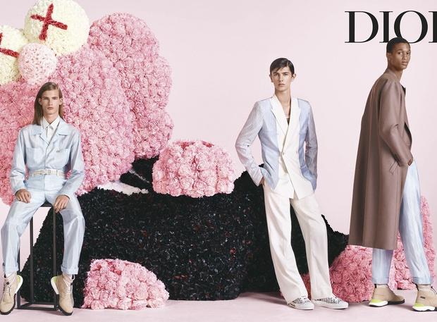 Датский принц Николай в новой рекламной кампании Dior Homme (фото 3)