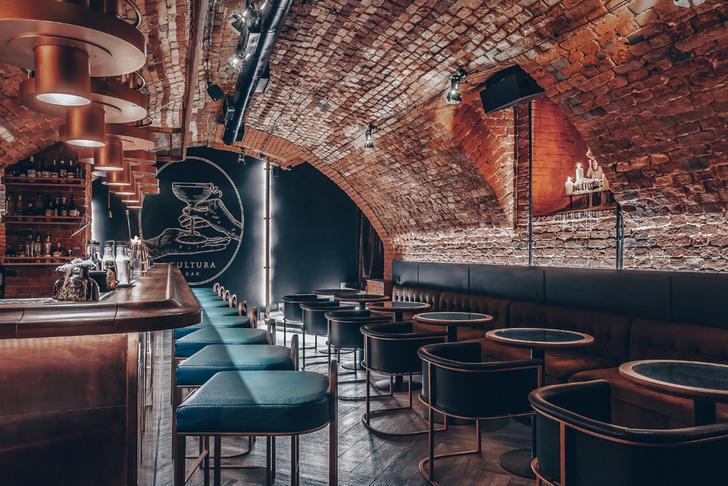 Где провести вечер с друзьями: новый бар KULTURA в Москве (фото 3)