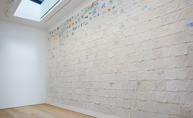 Новая арт-галерея Lehmann Maupin в Челси по дизайну Питера Марино (галерея 4, фото 1)