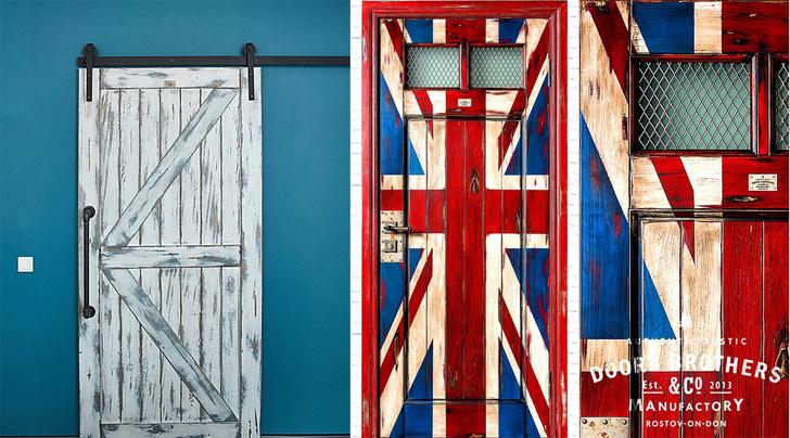 Все в дом! Двери, полы, стеновые панели и фурнитура от русских дизайнеров (фото 25)