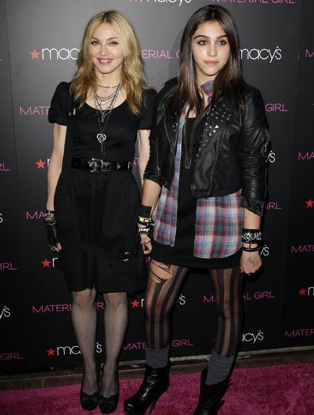 Лурдес и Мадонна