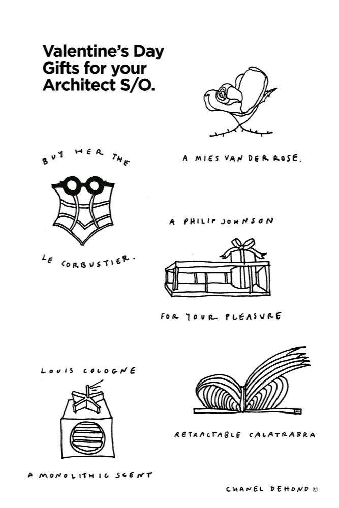 Валентинки для влюбленных архитекторов и дизайнеров (фото 10)