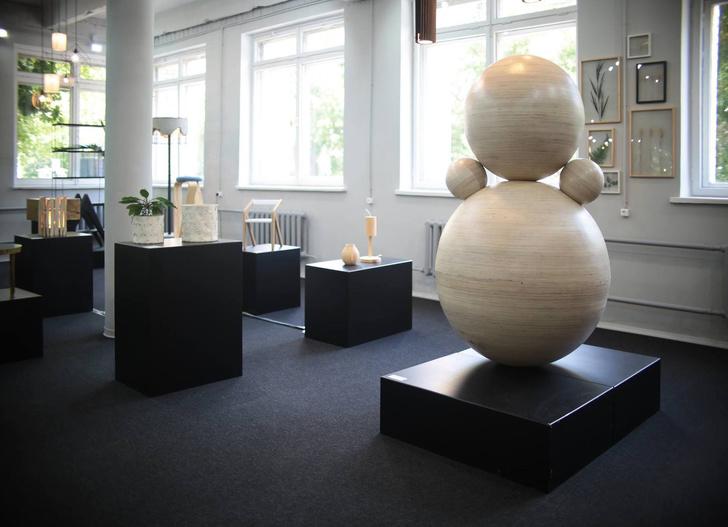 Открытие Галереи предметов российского дизайна (фото 0)