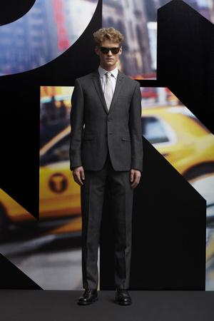 Показ DKNY Man коллекции сезона Осень-зима 2013-2014 года prêt-à-porter - www.elle.ru - Подиум - фото 484927